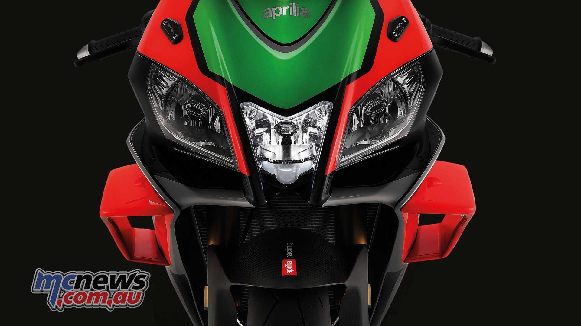 Want MotoGP wings on your RSV4? Aprilia can help.... | MCNews.com.au