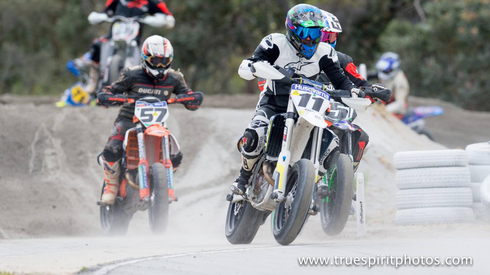 Moto Wrap Ama Endurocross Supermoto Baja 1000