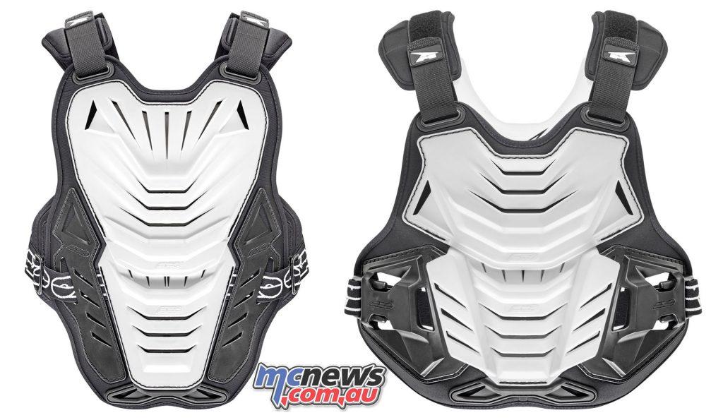 The Axo Pentagon Bio Frame Protector in White/Black