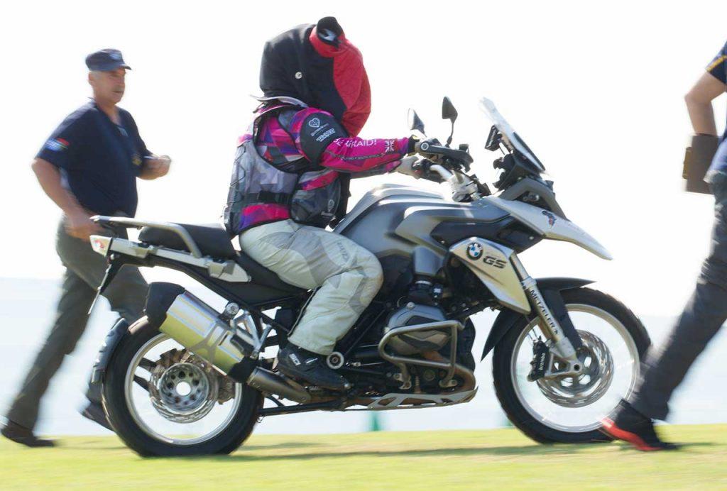 BMW Motorrad International GS Trophy Female Team Qualifying 2017