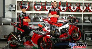 Jason O'Halloran and Dan Linfoot remain with Honda Racing for 2018 BSB