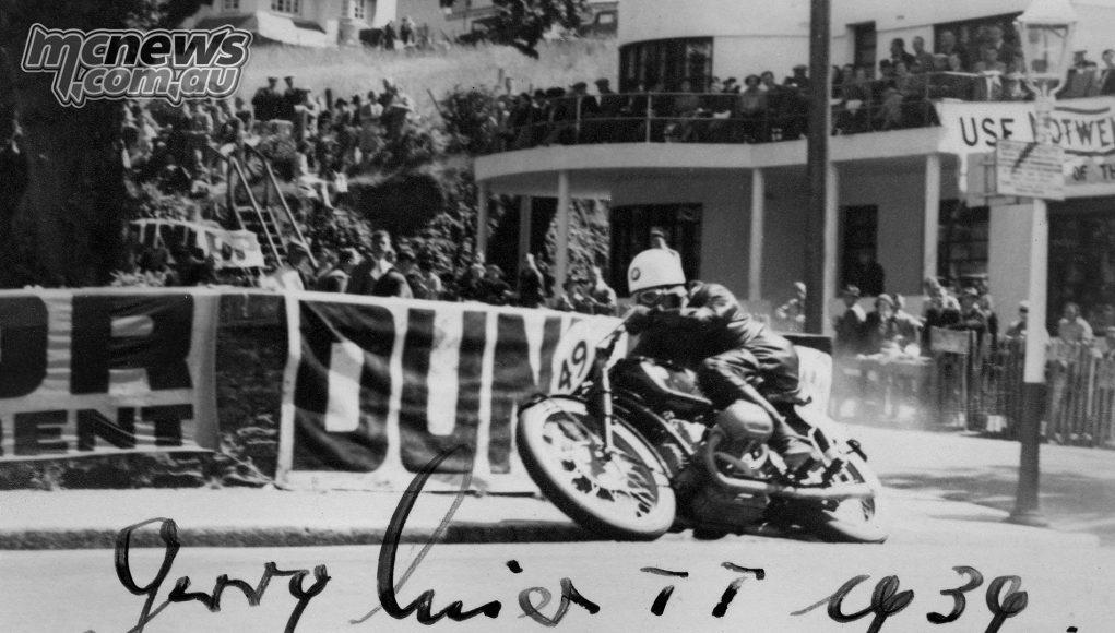 1939 Senior TT - Meier