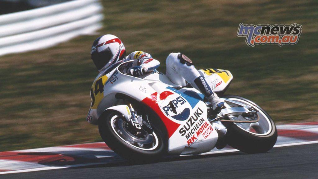1989 Suzuki RGV500 - Kevin Schwantz