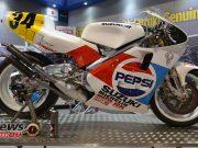 Kevin Schwantz 1989 Pepsi Suzuki RGV500