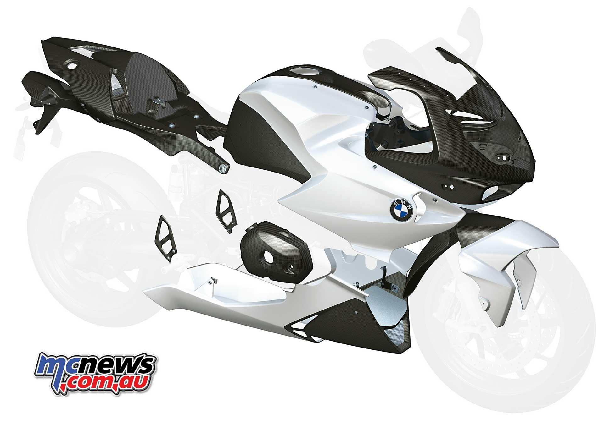 BMW HP2 Sport Carbon Fibre