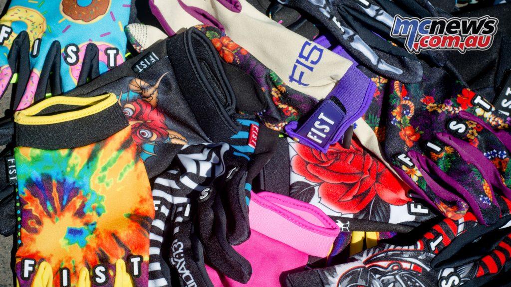 2018 FIST Glove Range - $34.95-$44.95 RRP