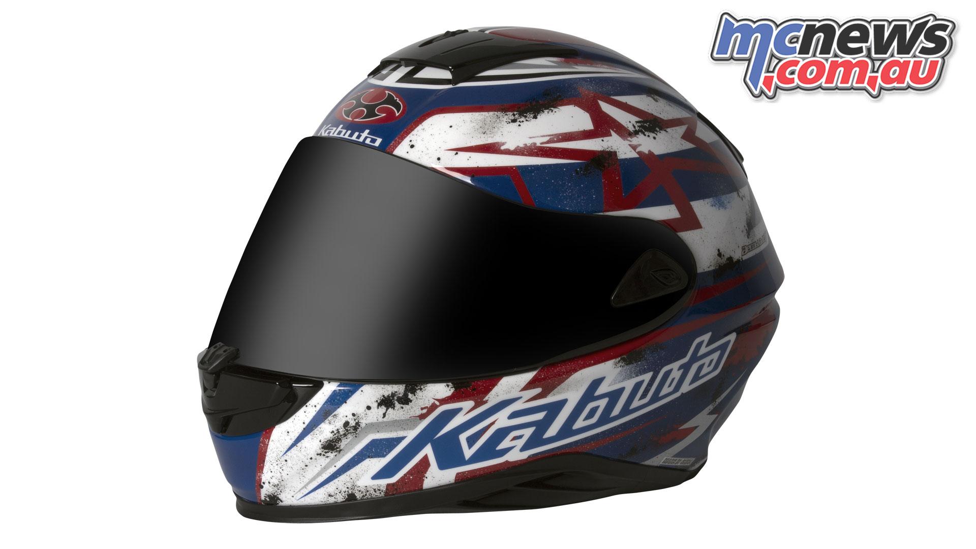 Kabuto Aeroblade 5 Helmet Released 429 95 Mcnews Com Au