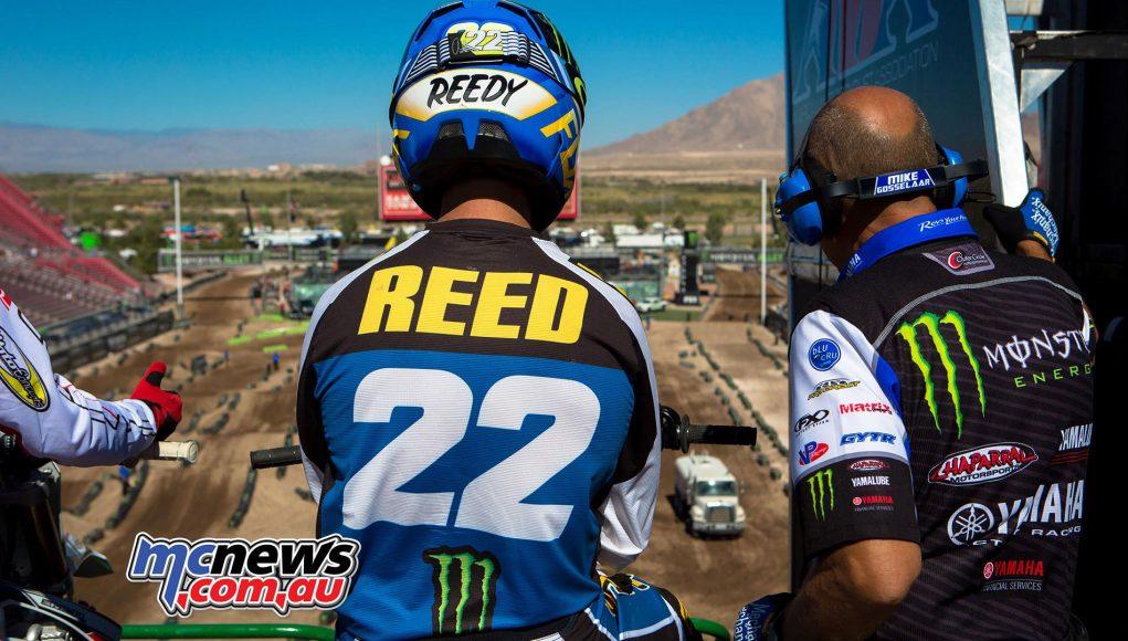 Chad Reed