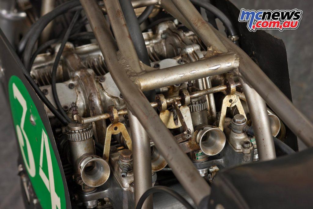 Mototrans-250/4 Motor