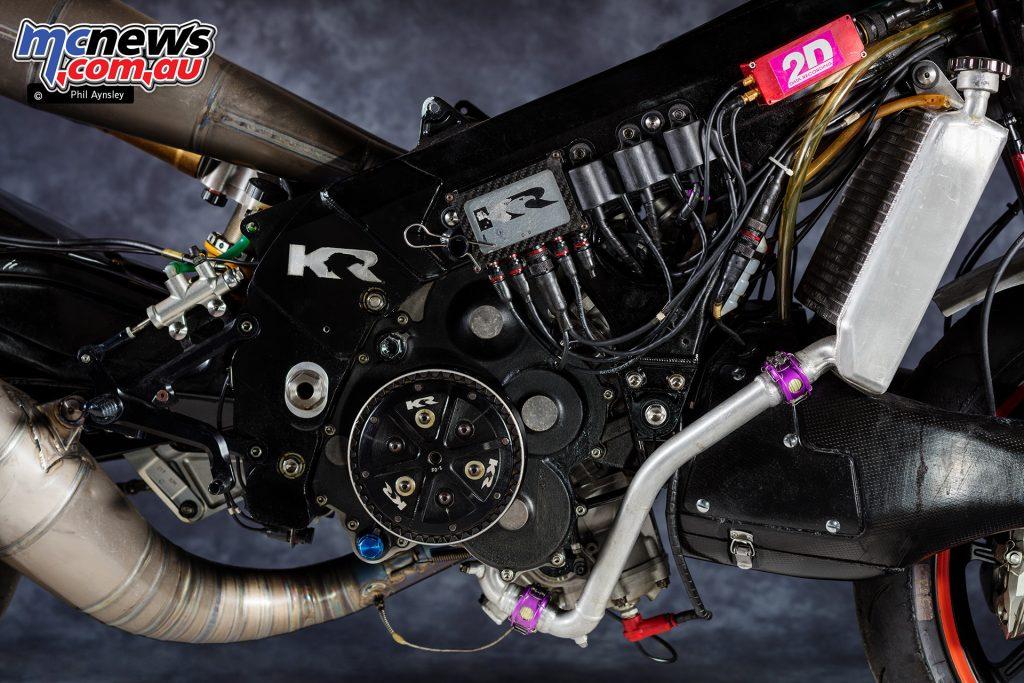 Proton KRV3 | Last two-stroke to score a MotoGP Pole | MCNews.com.au