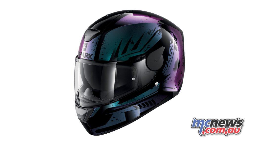 Shark D-Skwal Helmet from $329.95 RRP