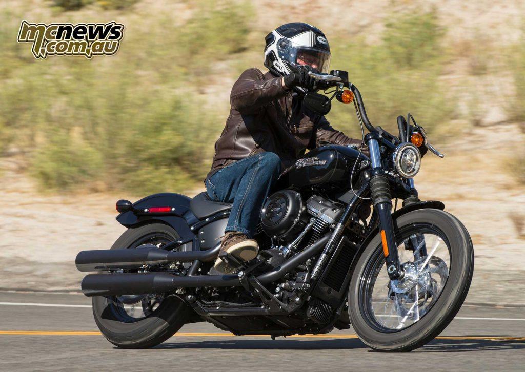 2018 Harley-Davidson Softail Street Bob