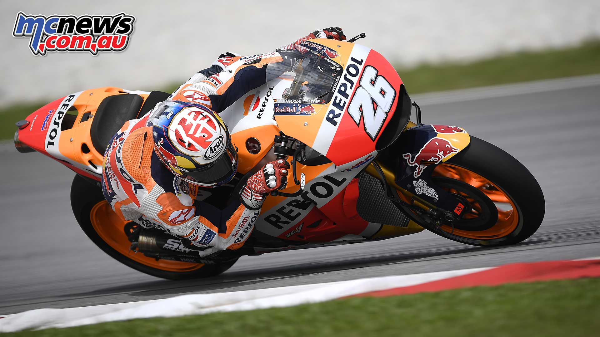 Pedrosa, Dovizioso, Lorenzo set pace on 1st pre-season test day