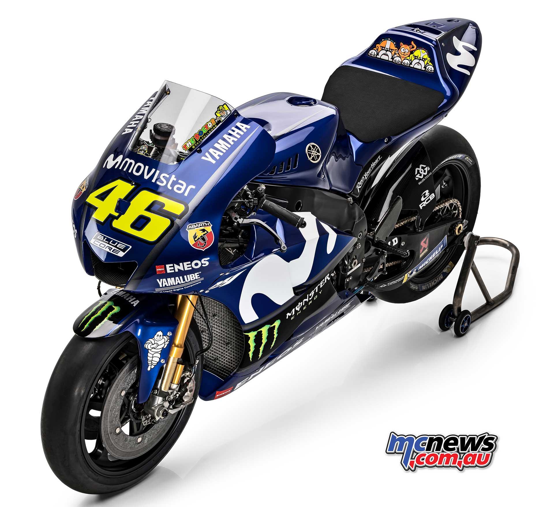 2018 Yamaha YZR-M1 Reveal | MotoGP Launch | MCNews.com.au