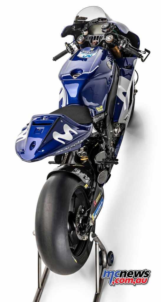 2018 Yamaha YZR-M1