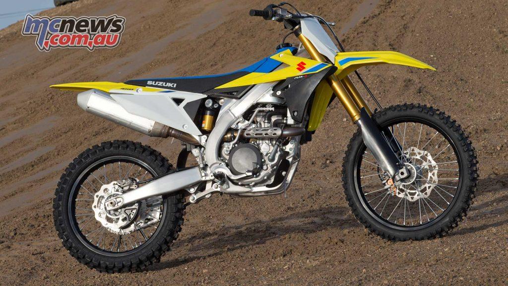 2018 Suzuki RM-Z450
