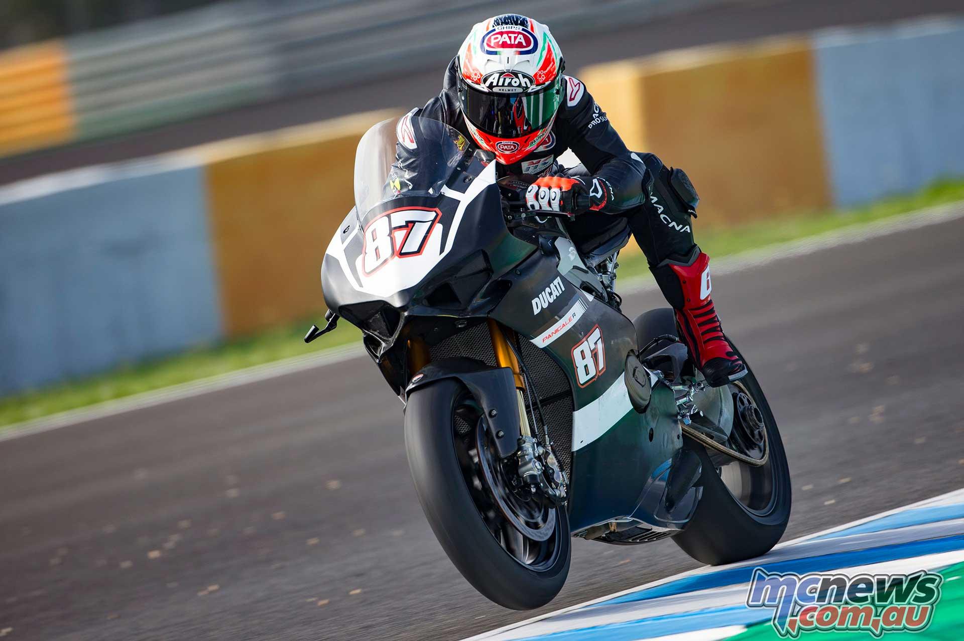 Ducati  Top Speed