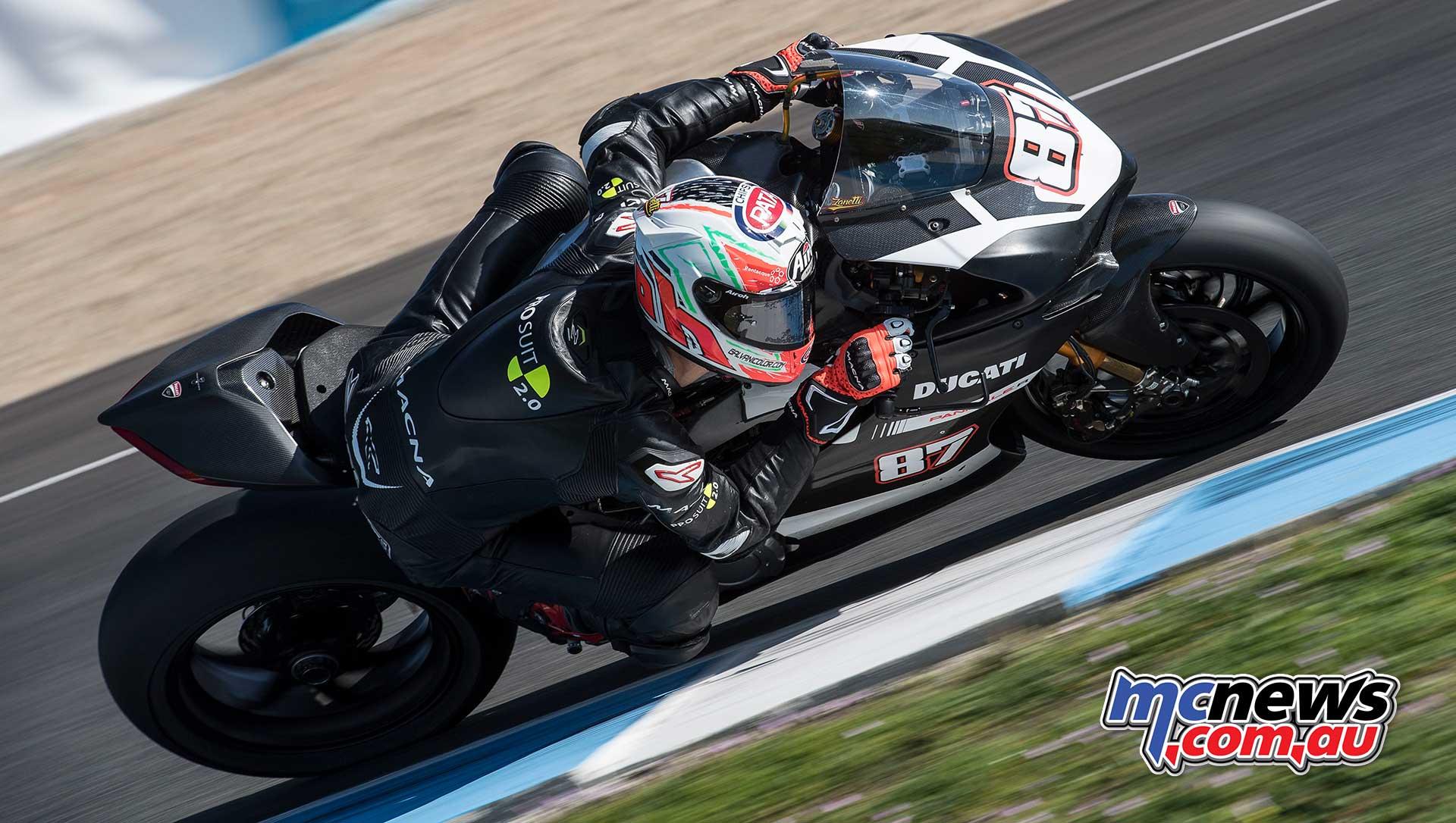 Fastest Ducati In The World