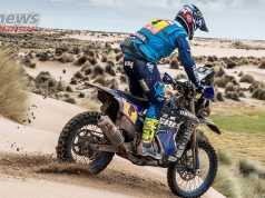 Yamaha's Adrien Van Beveren back in the lead