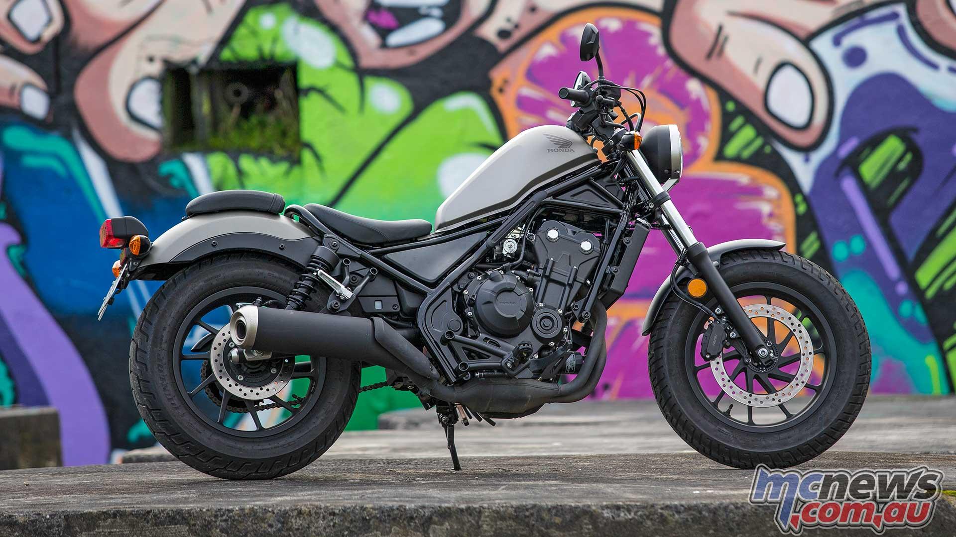 honda cmx 500 motorcycle test lams bobber. Black Bedroom Furniture Sets. Home Design Ideas