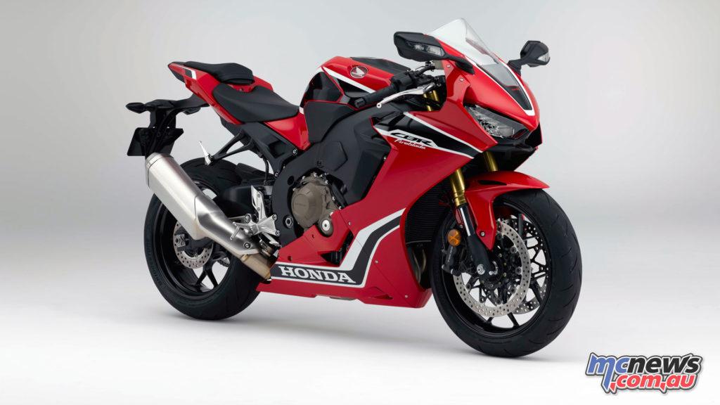 Honda Fireblade is Australia's biggest selling Japanese sportsbike