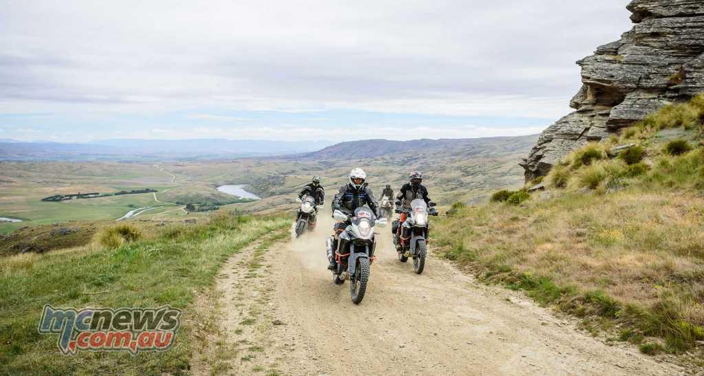 KTM New Zealand Adventure Rallye