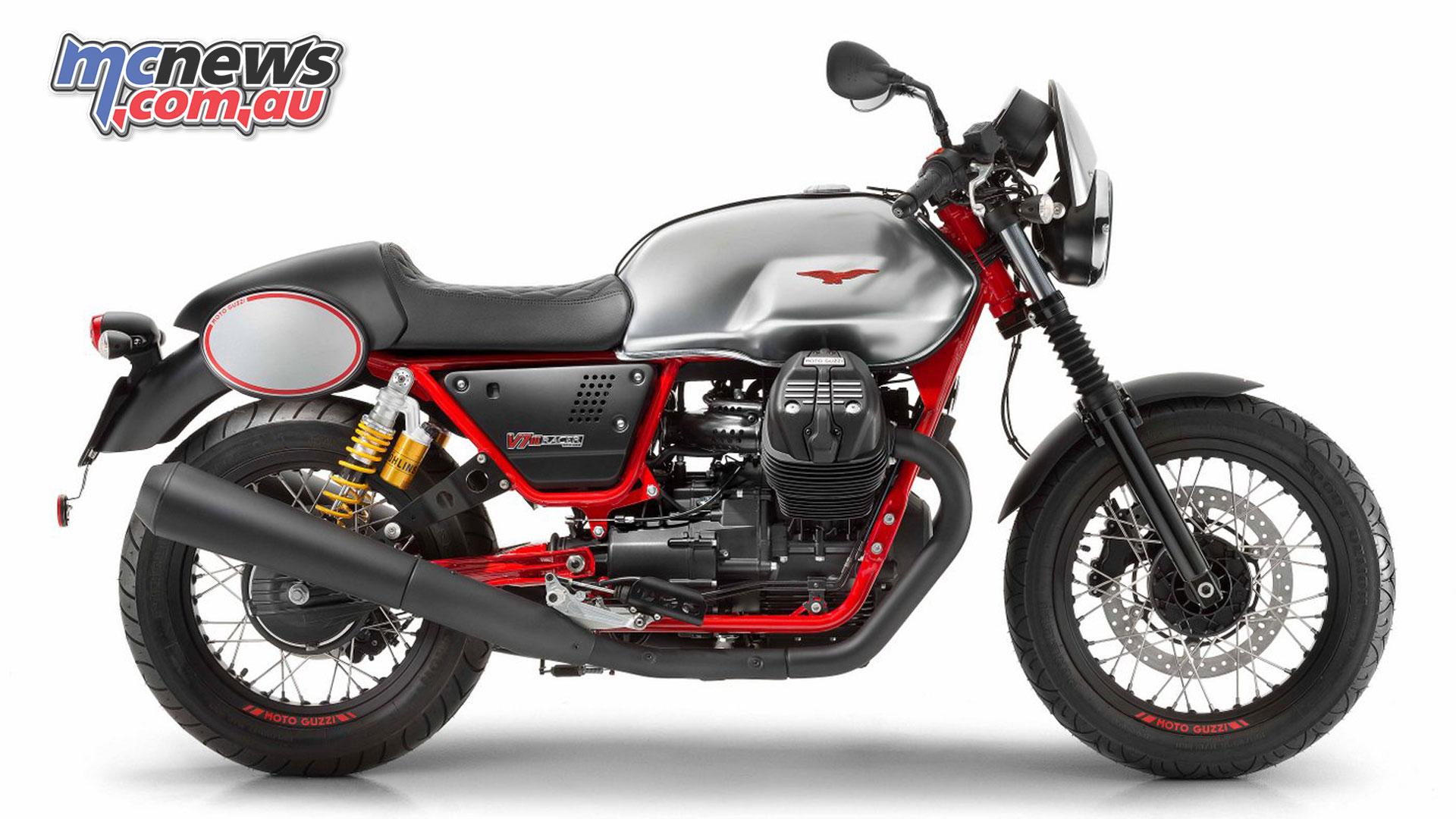 moto guzzi v7 iii racer review motorcycle tests mcnews. Black Bedroom Furniture Sets. Home Design Ideas
