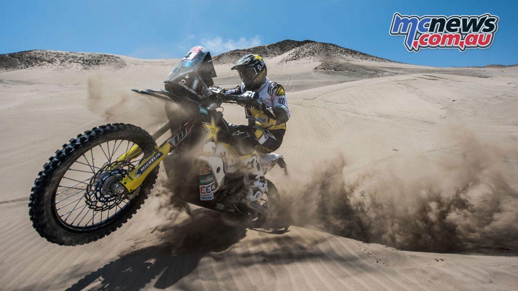 Rockstar Energy Husqvarna Factory Racing Team - Andrew Short