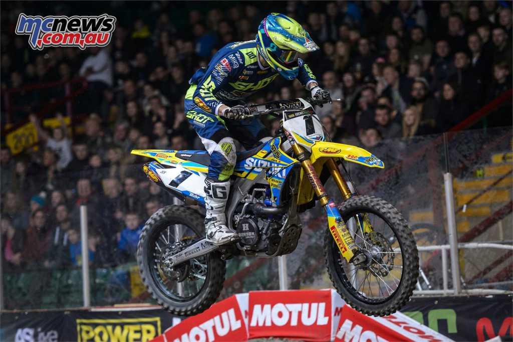 Thomas Ramette - UK Arenacross