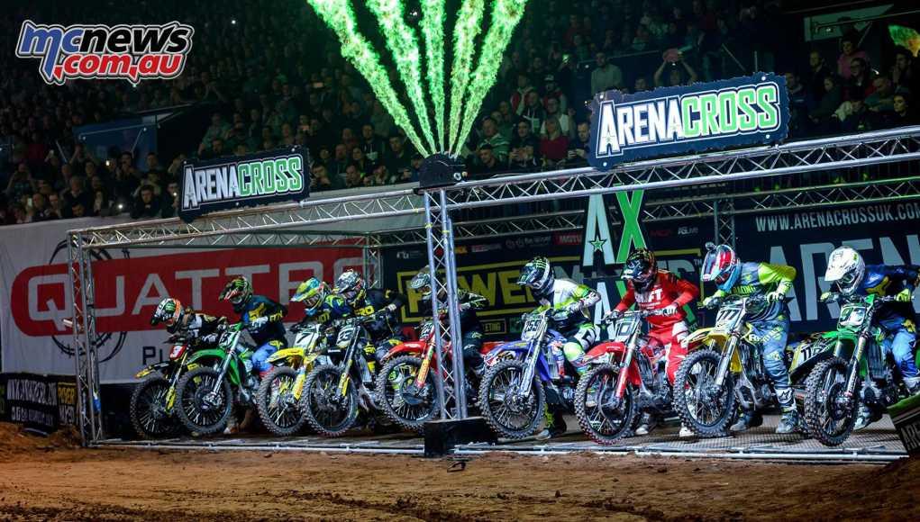 Uk Arenacross Tour 2018 - Round 3