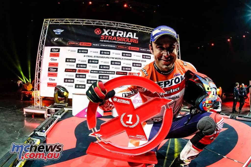 X-Trial 2018 - Round 4 Strasbourg - Toni Bou