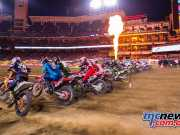 AMA Supercross blasts out of the gates in San Diego