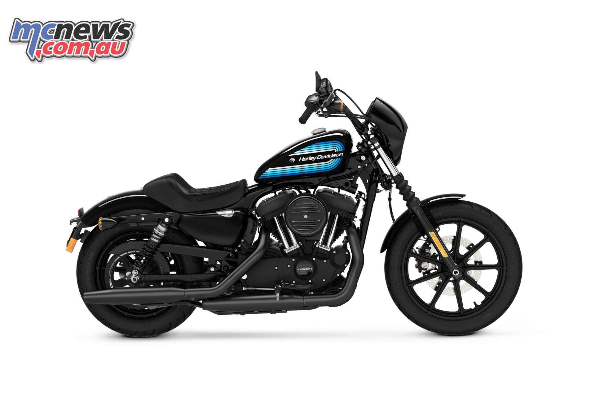 Harley Davidson Black Pushrod Covers