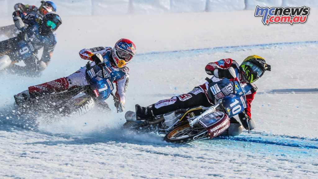 2018 Ice Speedway Gladiators - Shadrinsk - Ledstrom - Image by good-shoot.com/reygondeau