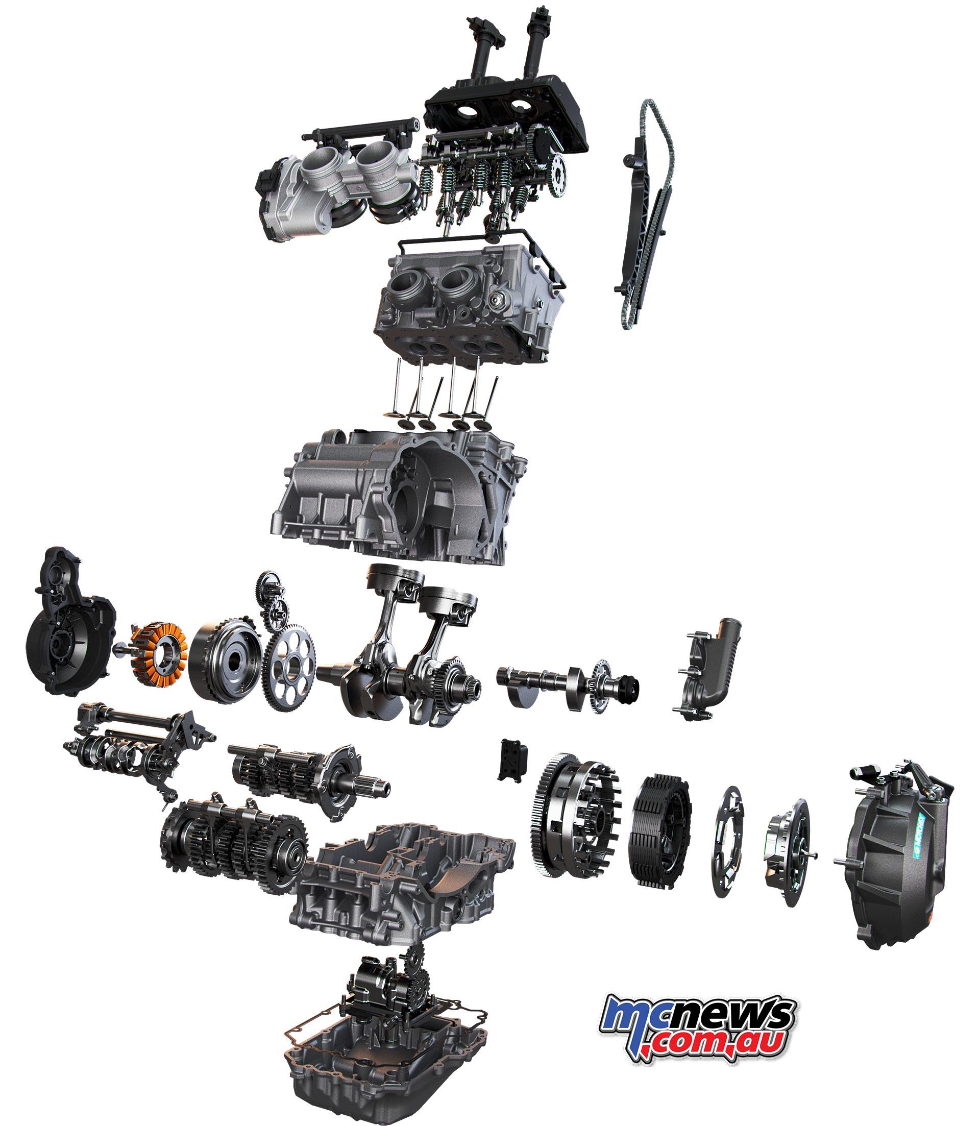 KTM 790 Duke Motorcycle Review