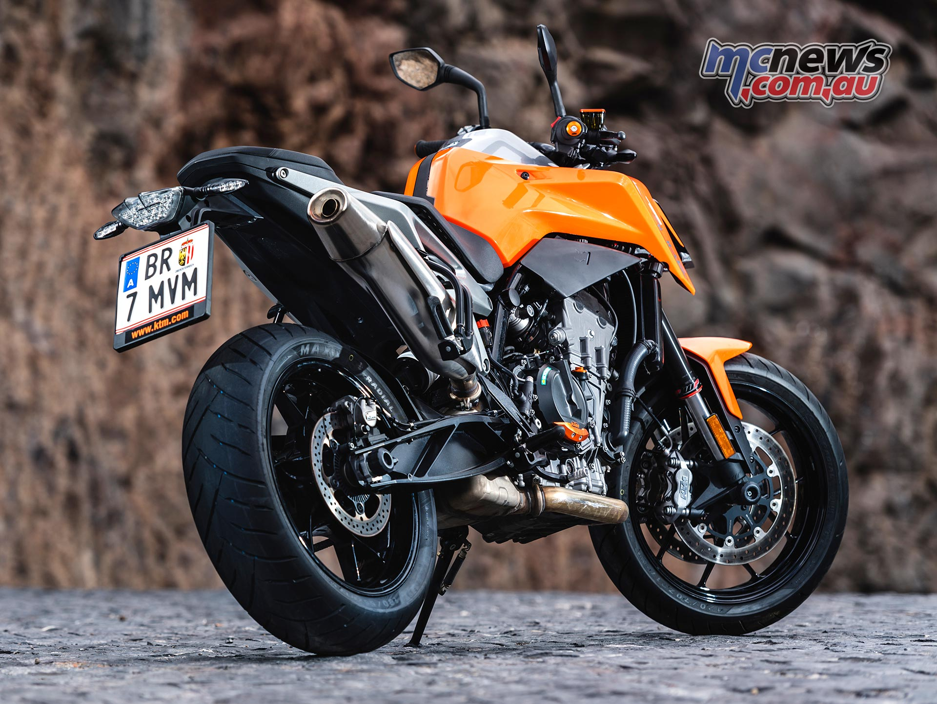 KTM 790 Duke Motorcycle Review | Motorcycle Tests | MCNews.com.au