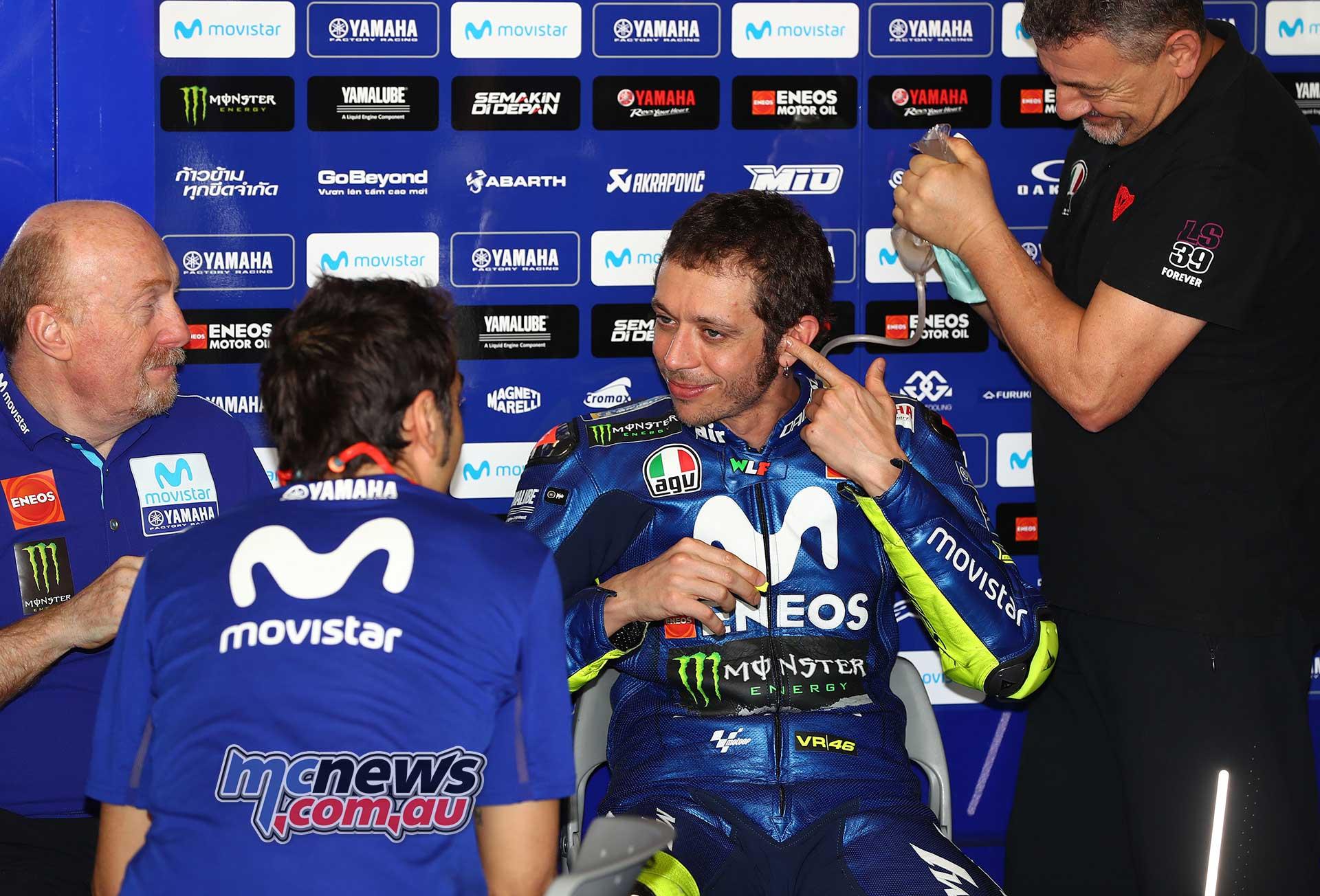 Rossi's team won't enter MotoGP before 2021