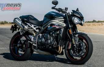 2018 Triumph Speed Triple RS