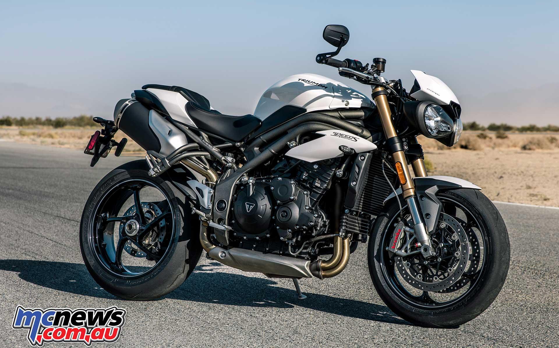 Performance Exhaust System >> 2018 Triumph Speed Triple RS | 148hp | 117Nm | MCNews.com.au