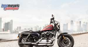 Harley Davidson Forty Eight-Special