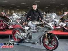 John McGuinness on Norton for 2018 TT