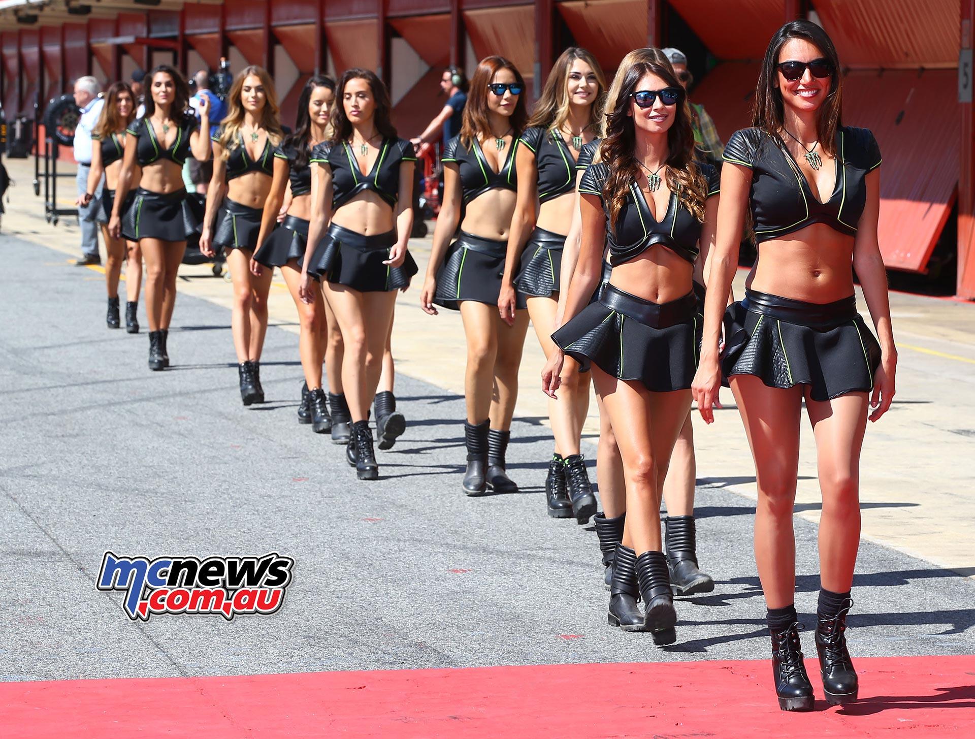 MotoGP Grid Girls Gallery | Best of 2017 | MCNews.com.au