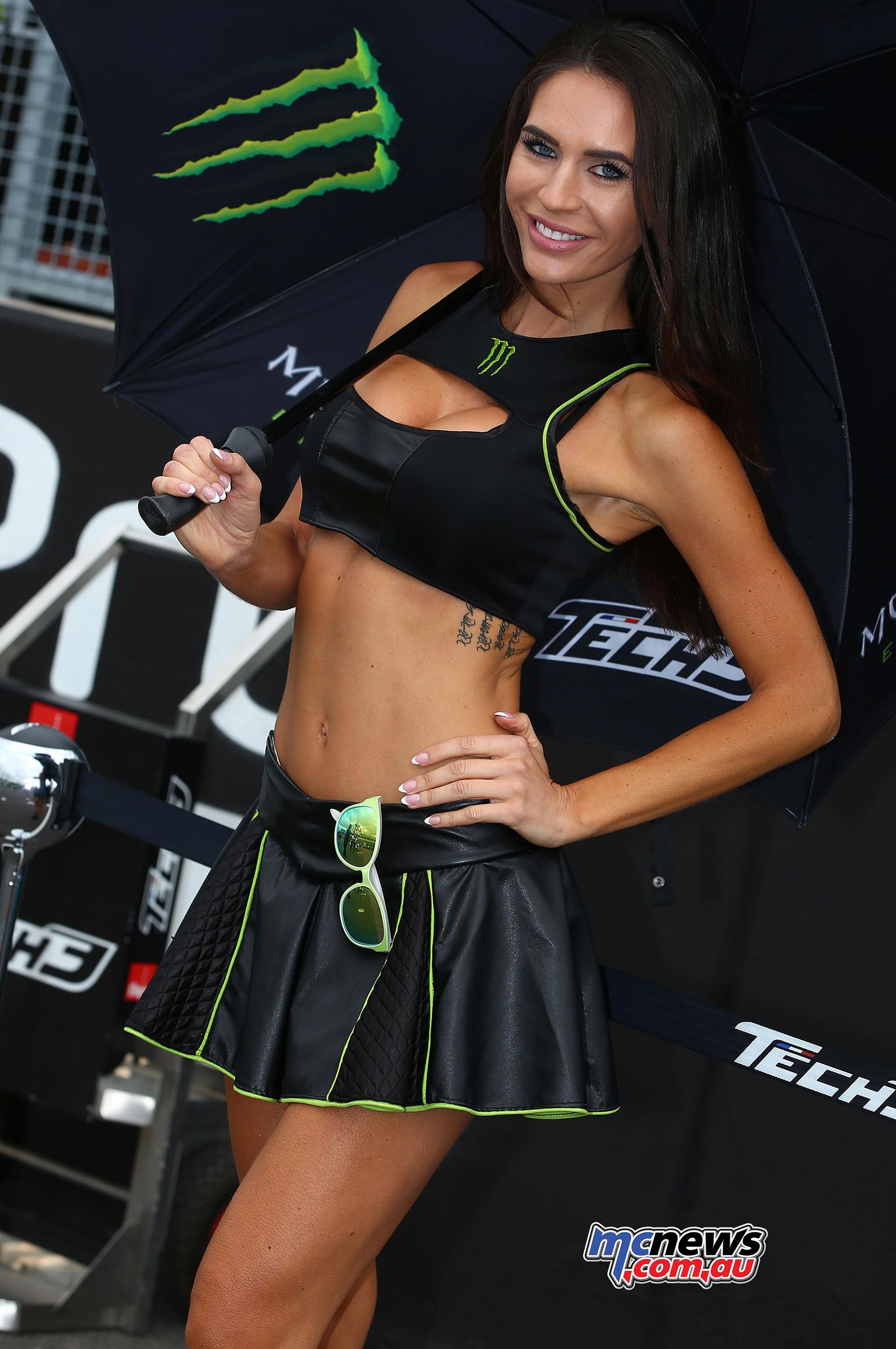 Atlanta Harley Davidson >> MotoGP Grid Girls Gallery   Best of 2017   MCNews.com.au
