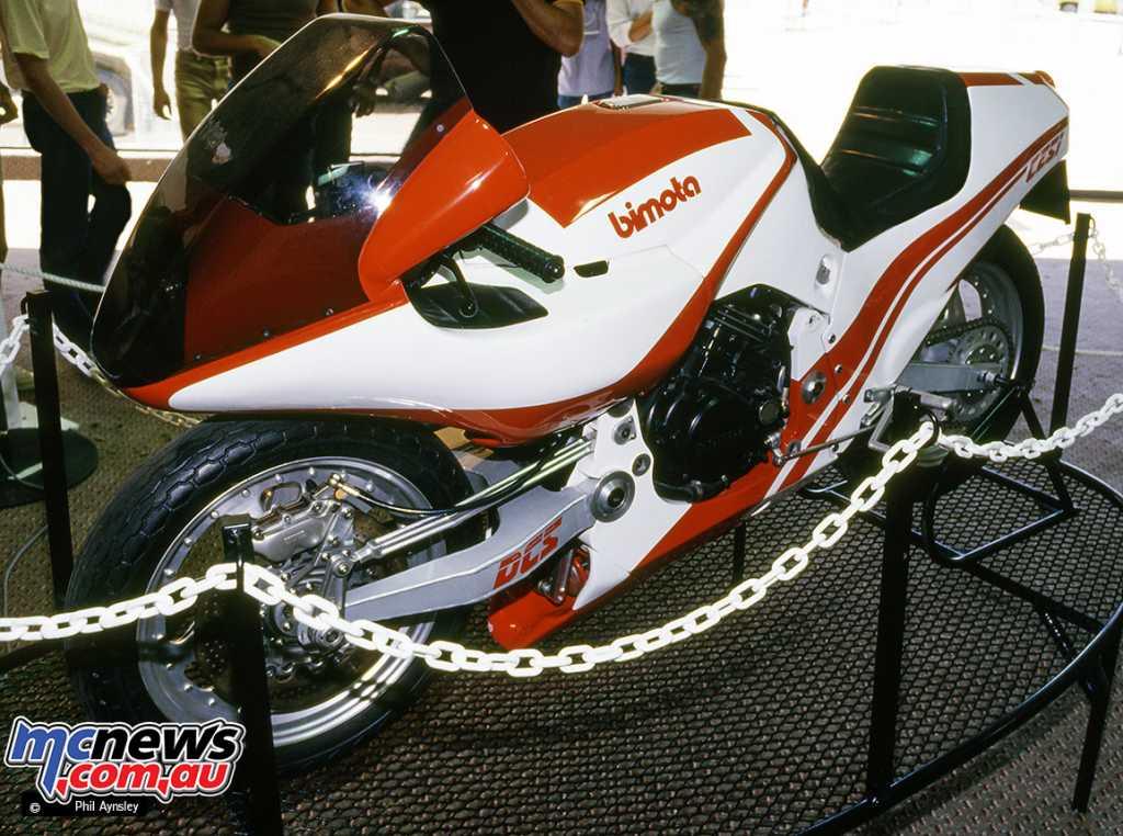 Bimota Tesi VF400