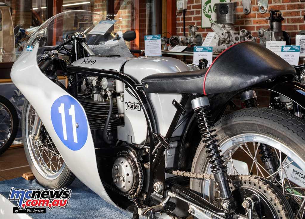 1960 350cc DOHC Low Boy prototype