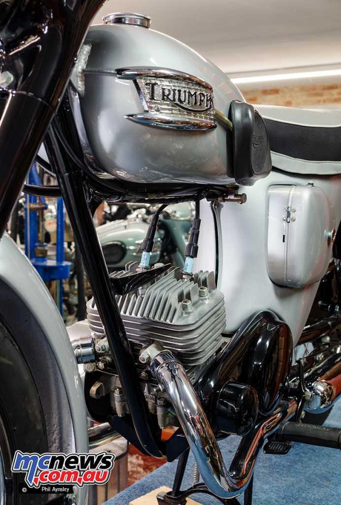 1970 Triumph 350 Bandit