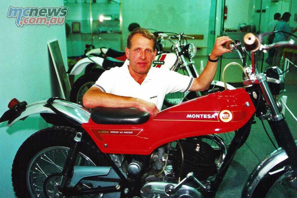 RIP Ulf Karlsson (1952-2018)