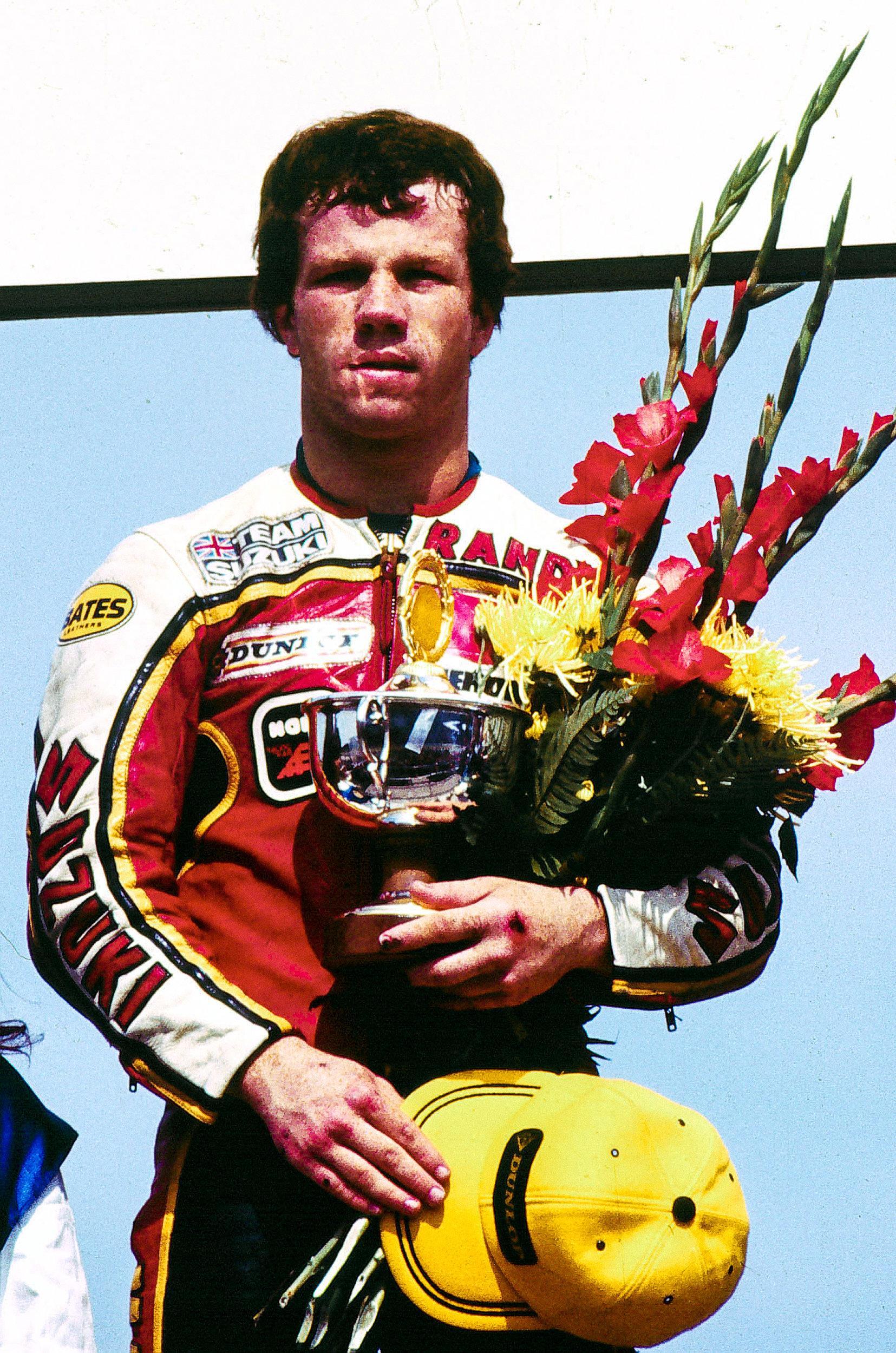 Randy Mamola to become a MotoGP Legend   MCNews.com.au