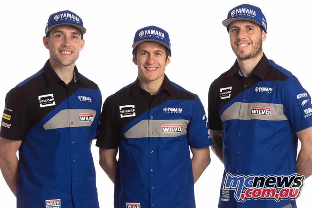 Wilvo Yamaha Official MXGP Team