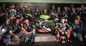 Kawasaki Racing Team WorldSBK 2018